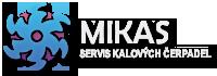 MIKAS – servis kalových čerpadel